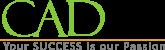 CAD logo (vector outlines-transparent)